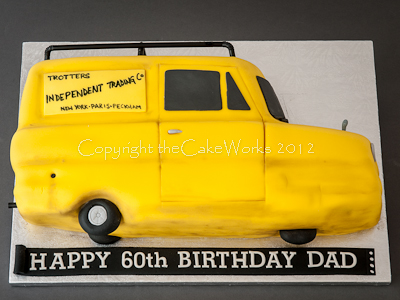Only Fools And Horses Birthday Cake Thecakeworks